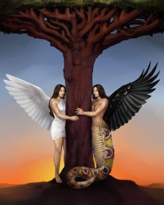 lilith-fallen_angels-fiction-novel-The Fall of Lilith-book-Vashti Quiroz Vega-Vashti Q-Fantasy_Angels_Series