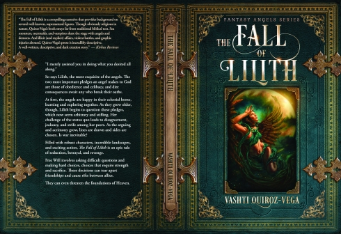 The Fall of Lilith-fantasyangelsseries-Vashti Quiroz Vega-Vashti Q-Sally Cronin-free_book-ebook-amazon-The Writer Next Door