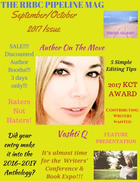 Rave Reviews Book Club-Author On The Go-Pipeline_Magazine-RRBC-Vashti Quiroz Vega-Vashti Q-Nonnie Jules-Book_club-readers-writers