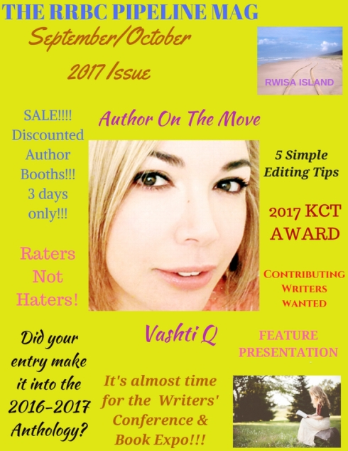 Rave Reviews Book Club-Author On The Go-Pipeline_Magazine-RRBC-Vashti Quiroz Vega-Vashti Q-Nonnie Jules-Book_club-readers-writers