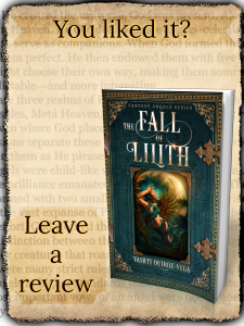 Book_review-The Fall of Lilith-Vashti Quiroz Vega-Vashti Q-bookworm-book_nerd-booklover, bibliophile, amazon-Fantasy Angels Series-Novel