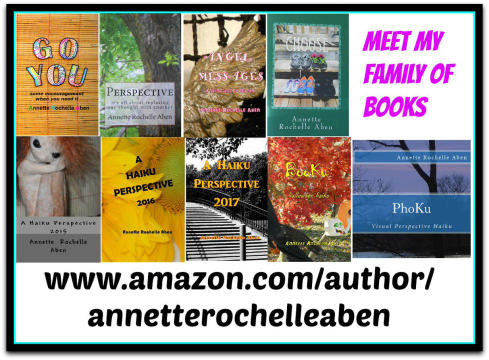 Annette Rochelle Aben-author spotlight-book_review-The Writer Next Door-Vashti Q-Vashti Quiroz Vega-inspirational-meditation-amazon