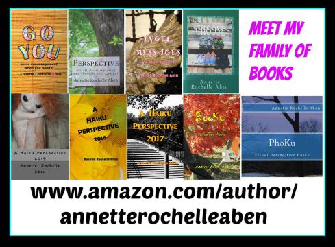Annette Rochelle Aben-author spotlight-book_review-The Writer Next Door-Vashti Q-Vashti Quiroz Vega-inspirational-meditation-amazon
