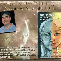 "Rave Reviews Book Club ""Spotlight Author"" Michael Lynes"