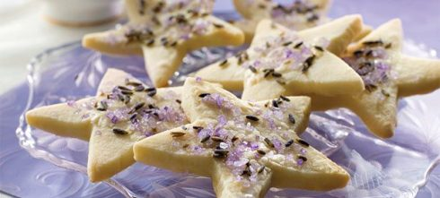 Lavender-Biscuits-cookies-holiday_baking-The Writer Next Door-Vashti Q-Vashti Quiroz Vega-Poetry-Haiku_Friday-Tanka-shortbread
