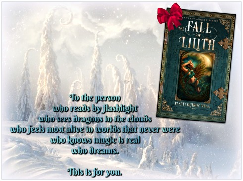 The Fall of Lilith-Vashti Quiroz Vega-Vashti Q-The Writer Next Door-book-gift-Christmas-Holiday_season