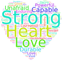 Haiku Friday – Strong & Heart