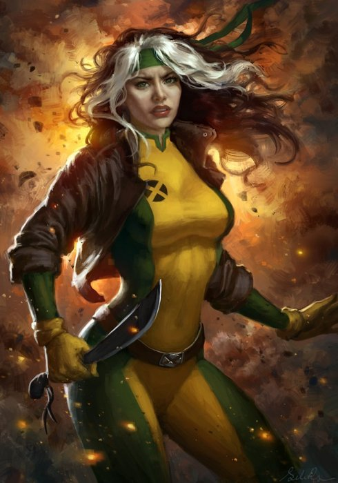 Haiku_Friday-Poetry-Vashti Quiroz Vega-Rogue-X Men-haiku-Vashti Q