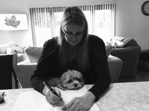 Book_Launch-Lizzie Chantree-Ninja School Mum-author_interview-Vashti Q-The Writer Next Door-Vashti Quiroz Vega