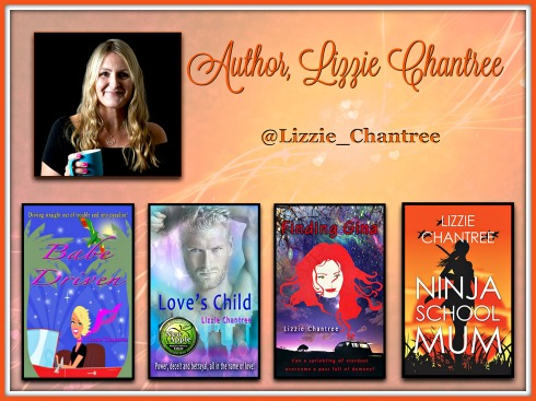 book launch-Lizzie Chantree-Ninja School Mum-books-The Writer Next Door-Vashti Quiroz Vega-author_interview