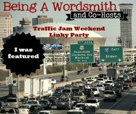 Traffic Jam Weekend Link Party #127