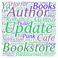 Sally's Cafe and Bookstore Update - Jack Eason, Bette A. Stevens, Vashti Quiroz-Vega, Annette Rochelle Aben and Paulette Mahurin