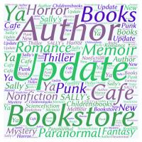 Sally's Cafe and Bookstore Update - Jack Eason, Bette A. Stevens, Vashti Quiroz-Vega, Annette Rochelle Aben and Paulette Mahurin