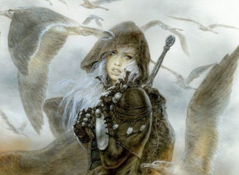 luis royo-artist-Haiku_Friday-Vashti Q-The Writer Next Door-Vashti Quiroz Vega-Poetry-The Fall of Lilith