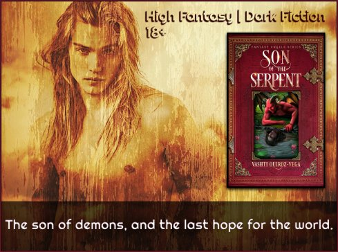 Poetry Friday-son of the serpent-vashti quiroz vega-novel-angels and demons-lilith-bible_stories-book tour-Vashti Q