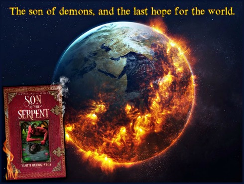 Son of the Serpent-Vashti Quiroz Vega-fantasy angels series-lilith-gadreel-dracul-blog tour-virtual_book_tour-angels and demons
