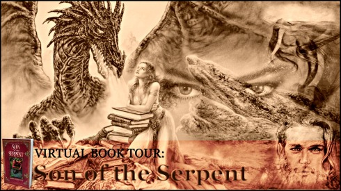 Blog Tour-Virtual Book Tour-son of the serpent-Vashti Quiroz Vega-fantasy angels series-lilith-gadreel-dracul