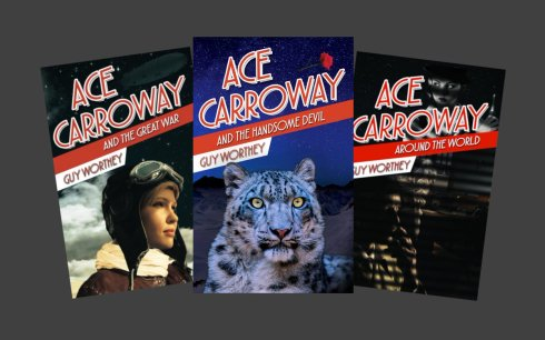 The Adventures of Ace Carroway_series-books-scifi-historical fiction-Guy Worthey-blog tour-Vashti Quiroz Vega-the writer next door