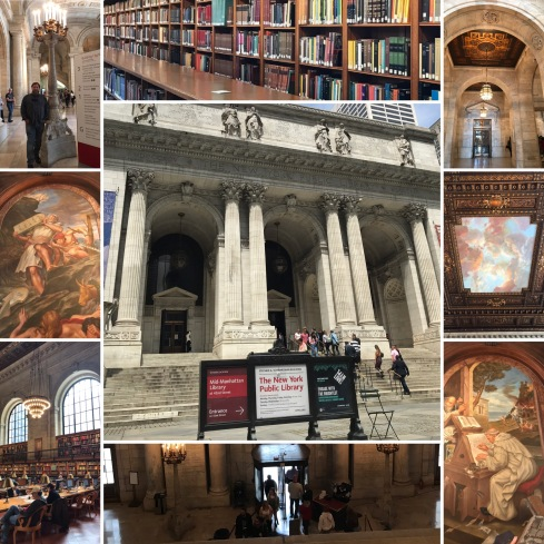 Poetry_Friday-New York Public Library-NYC-vashti quiroz vega-the writer next door-Vashti Q-library