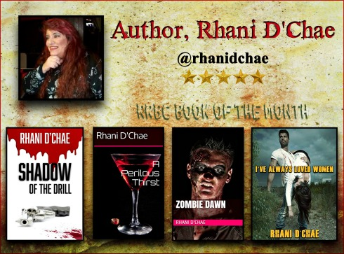 Rhani D'Chae-indie-author-thriller-Decker-shadow of the drill-book_blogger-RRBC