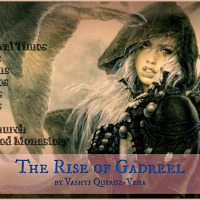Poetry Friday ~ The Rise of Gadreel