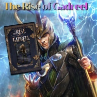 Poetry Friday - BookTour: The Rise of Gadreel -4